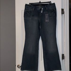 Torrid Premium Slim Boot cut NWT jeans